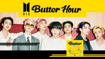"""BTS is taking over BLI for the """"Butter Hour"""""""