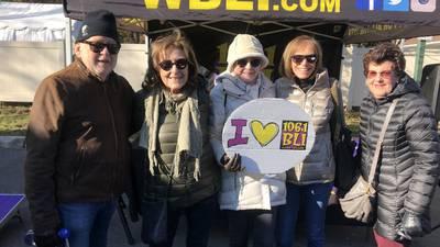 BLI @ Cancercare Lung Cancer Walk 11/3