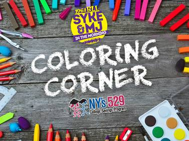 Coloring Pages Inside!