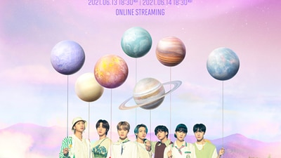 """Win a pass to watch the """"BTS SOWOOZOO"""" Live Stream Concert"""