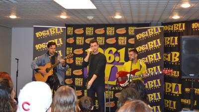 Public BLI Acoustic Cafe 11/11/19