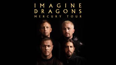 Imagine Dragons Are Coming to New York in Time For Valentine's Day!