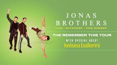 JUST ANNOUNCED: The Jonas Brothers are coming to Jones Beach in October