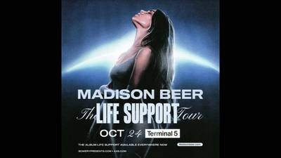 Score Tickets to See Madison Beer at Terminal 5!