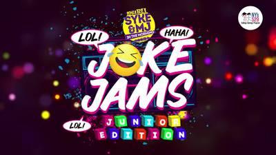 Joke Jams Junior Edition with Riley