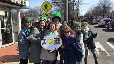 BLI @ Kings Park St. Patrick's Day Parade 3/7