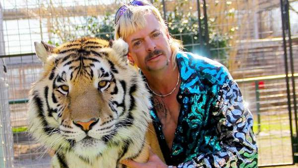 For Halloween, Netflix offering free 'Tiger King'-inspired haircuts