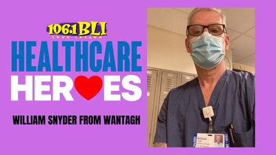 BLI's Healthcare Heroes: William Snyder of Wantagh