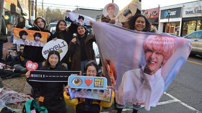 Find Yourself In The Crowd | MONSTA X Album Release Party