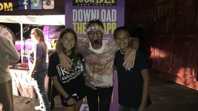 BLI @ Gateway Haunted Playhouse 9/27