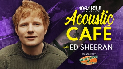 """WBLI """"Ed Sheeran Acoustic Cafe 9/14/21"""" Sweepstakes Official Rules"""