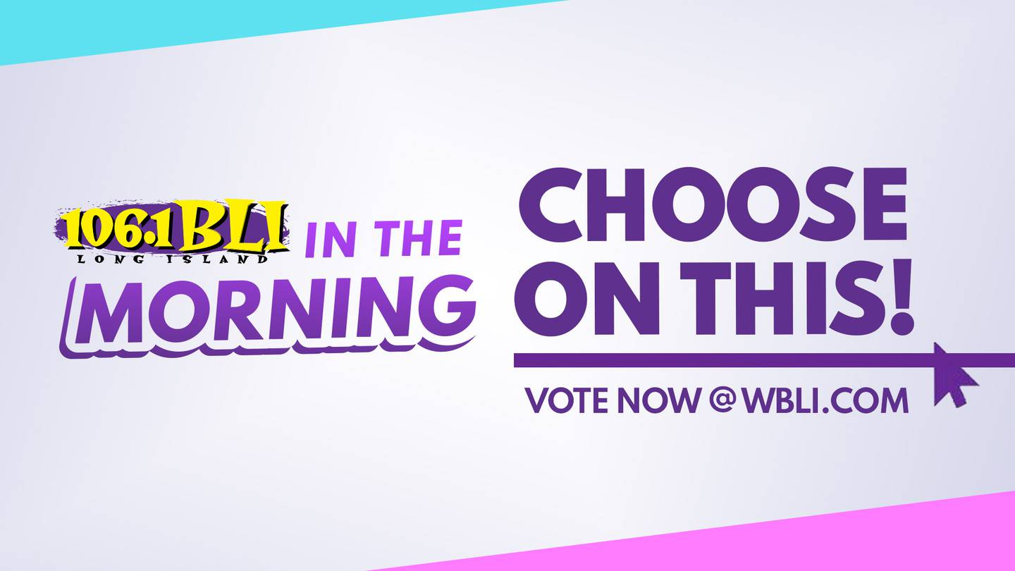 BLI In The Morning's Choose On This