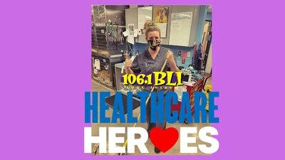 BLI Healthcare Heroes: Shirley's Nicole Laskowski