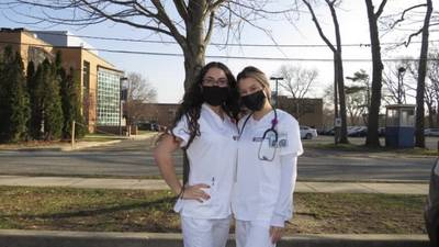 BLI's Healthcare Heroes: Jackie Derosa & Taylor Firrello | Honoree for April 16th, 2021