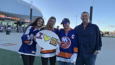 BLI @ Islanders Season Opener Fan Fest 10/4
